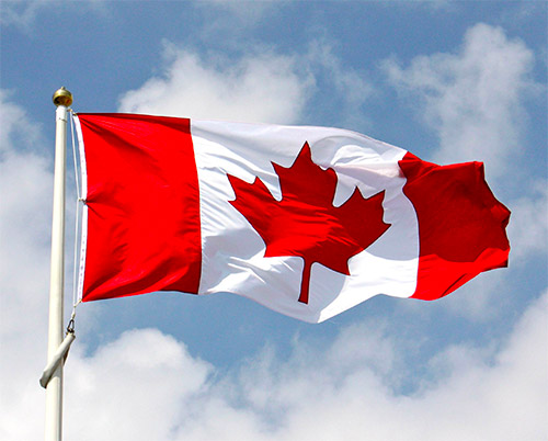 Export to Canada