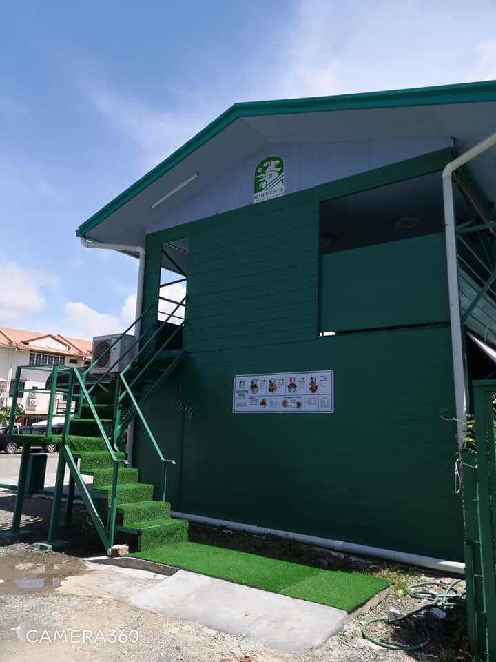 1st Outlet of East Malaysia opened in Kota Kinabalu, Sabah