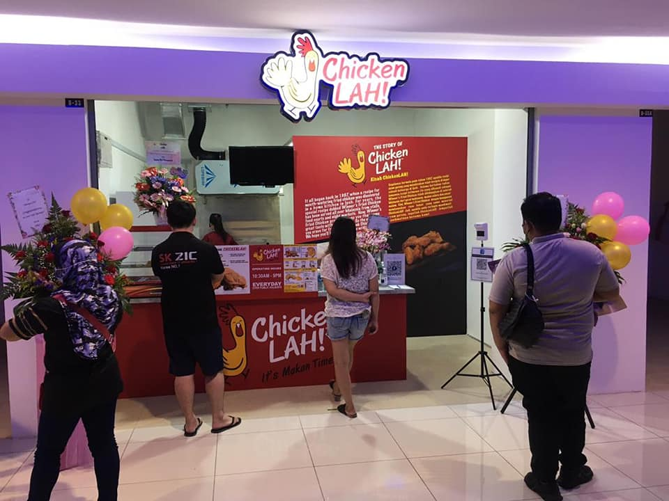 ChickenLah – It's MakanTime opened in Inanam, Sabah